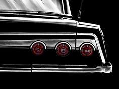 1962 Impala Classic Car