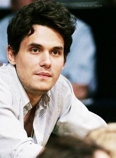 John Mayer -  that hair