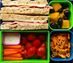 MOMables -   Healthy & Homemade School Lunches - great blog!! - - Re-pinned by @PediaStaff – Please Visit http://ht.ly/63sNt for all our pediatric therapy pins	      Made Fresh by Busy Parents