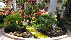 Wizard of Oz Miniature Garden