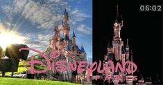 Check Out This Stunning Time-Lapse of a Disneyland Paris Sunrise Disney Theme, Disney S, Walt Disney World, Disneyland Paris Castle, Disneyland Resort, Disney Parks Blog, Sleeping Beauty Castle, Adventure Holiday, Haunted Mansion