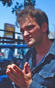 Quentin Tarantino as @Mike Tucker Tucker Tucker Beltzner