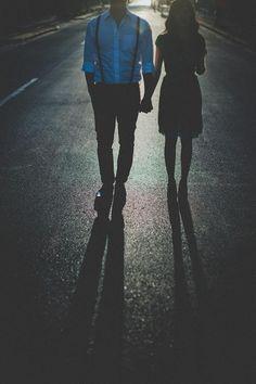 Camina hacia la felicidad.... Arriésgate con las persona que quieres.  #PrimerasVecesbyCyzone