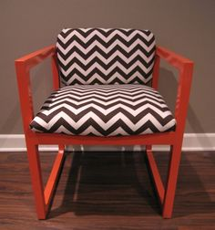 CUSTOM listing for WRH charlie brown chair