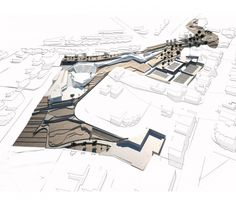 Urban Park of Palouriotissa Second Prize Winning Proposal (8)