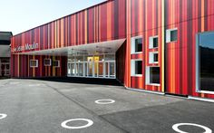 Jean Moulin School / Prinvault Architectes