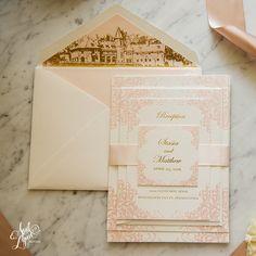 Invitation Studio | April Lynn Designs | Custom Stationery + Design Studio | Custom Wedding Invitations | Philadelphia