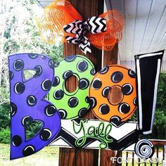 BOO+Y'ALL+Wood+Cut+Out+Hanger+by+TheWaywardWhimsy+on+Etsy,+$45.00