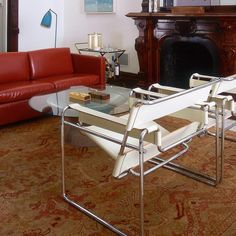 10 sillas clásicas de diseño moderno.