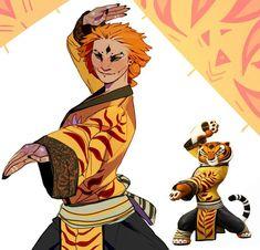 Kung Fu Panda's Tigress in human form. Disney Pixar, Disney And Dreamworks, Disney Cartoons, Disney Art, Cartoon Characters As Humans, Cartoon Movies, Movie Characters, Cartoon As Anime, Cartoon Art