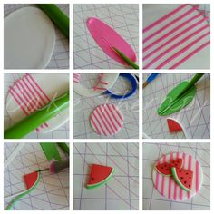 Cupcake topper tutorial