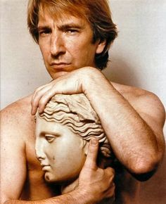 Alan Rickman images alan rickman sexy wallpaper and background photos Alan Rickman Snape, Alan Rickman Always, Alan Rickman Young, Raining Men, Best Actor, Famous Faces, Famous Men, Beautiful Men, Beautiful People