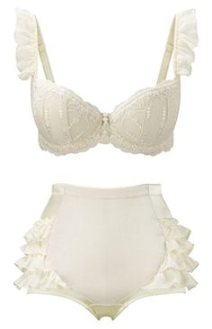 Pics For > Vintage Wedding Lingerie