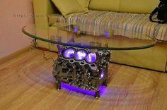 Mesa motor luz