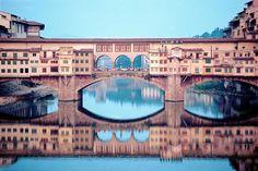 El Ponte Vecchio, Florencia.