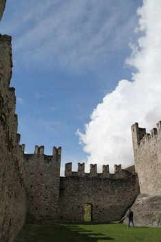 Grosio, Lombardy, Italy