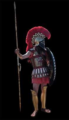 Hoplite panoply of the 5th century, BCE