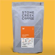 Stone Creek Coffee: Columbia Pasto