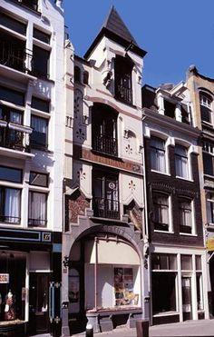 Just a few doors from mine....Haarlemmerdijk 39 Amsterdam Netherlands