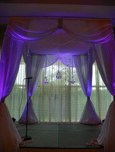 Tampa Weddings, Grand Hyatt Tampa. Chuppah