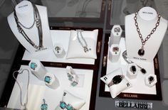 Twitter / McGeeJewelers: New pieces from Bellarri! Make ...