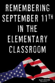 Many of today's students were not even alive when September 11 took place, so how are elementary teachers supposed to teach about 9/11 in the classroom? This blog post has some great ideas - freebies, books, videos for remote virtual or distance learning, and more! Click to see how to use these for Patriots Day with 2nd, 3rd, 4th, 5th, or 6th grade upper elementary kids. #UpperElementary #PatriotsDay #SecondGrade #ThirdGrade #FourthGrade #FifthGrade #SixthGrade Elementary Teacher, Upper Elementary, Fifth Grade, Second Grade, Remembering September 11th, Reading Recovery, Ell Students, Patriots Day, 3rd Grade Classroom