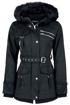 Multi Pocket Jacket från Gothicana by EMP