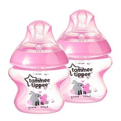Tommee Tippee Pink Decorated Bottles Image Result For Bottle Brush  The Move Ideas  Pinterest