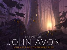 'Journeys to Somewhere Else' by John Avon by John Avon Art — Kickstarter