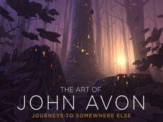 'Journeys to Somewhere Else' by John Avon by John Avon Art — Kickstarter