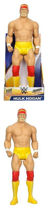 Sports 754: Wwe Giant Size 31 Action Figure Hulk Hogan -> BUY IT NOW ONLY: $33.24 on eBay!