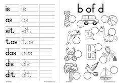 My Klankboek Afrikaans Huistaal Graad 1 Kwartaal 1 Paper Crafts For Kids, School Resources, Afrikaans, Preschool Activities, Homeschool, Teacher, Letters, Fun Ideas, Toddlers