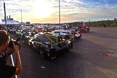 Parc Fermé nach dem 6 Stunden Rennen der WEC auf dem Nürburgring (Foto: Robin Laudemann)