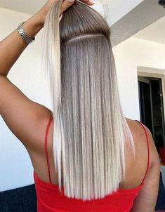 Ice Blonde Hair, Blonde Hair Shades, Blonde Hair Looks, Platinum Blonde Hair, Hair Color For Black Hair, Blonde Color, Perfect Hair Color, Glam Hair, Hair Color Highlights