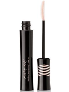 Mary Kay® Lash Love® Lengthening™ Mascara - I ♥ Brown - Long, strong, seriously separated lashes. What's not to love? Mary Kay Cosmetics, Mary Kay Colombia, Mk Men, Lengthening Mascara, Best Mascara, Beauty Consultant, Cleanser, Beauty Hacks, Beauty Tips