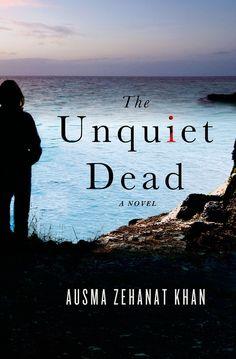 The Unquiet Dead by Ausma Zehanat Khan / Penny's current audiobook
