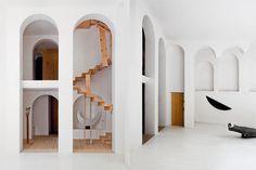 Xavier Corbero's House / Studio