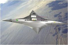 'Sideways' aircraft for supersonic speed? - UPI.com