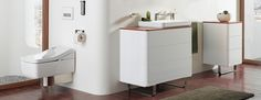 TOTO is one of the world's leading suppliers of bathroom products. Sanitary ware, faucets, furniture, accessories - all from a single source. Filing Cabinet, Bathroom, Storage, Furniture, Home Decor, Cabinets, Washroom, Purse Storage, Decoration Home