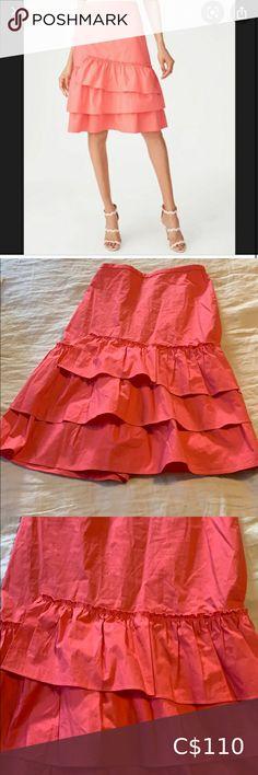 Check out this listing I just found on Poshmark: Club Monaco Pink Skirt. #shopmycloset #poshmark #shopping #style #pinitforlater #Club Monaco #Dresses & Skirts Club Monaco, Plus Fashion, Fashion Tips, Fashion Trends, Ballet Skirt, Stylists, Skirts, Check, Pink