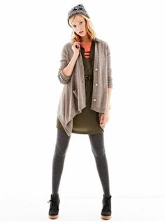 Women's Clothing: Women's Clothing: We ♥ Outfits | Gap    I love where I work, it can be pretty adorable.