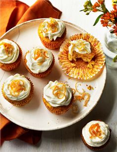 A cheeky cardamom carrot cupcake wouldn't go amiss right now