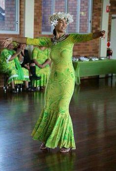 Tahitian style