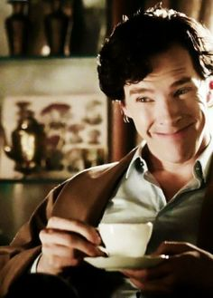 Benedict Cumberbatch as Sherlock Benedict Sherlock, Sherlock Holmes Bbc, Sherlock Fandom, Sherlock John, Sherlock Cast, Moriarty, John Watson, Johnlock, Martin Freeman