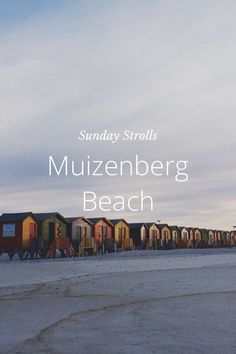 Muizenberg Beach Sunday Strolls: by The Lion & The Lady on Property Investor, Getting Out, South Africa, Surfing, Lion, Coast, Wanderlust, Sunday, Beach