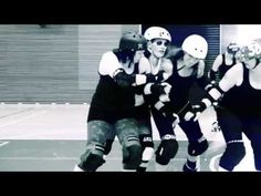 Bowhill - Karma (Official Music Video) feat. Oslo Roller Derby - YouTube