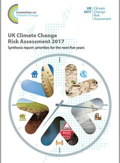 United Kingdom: Climate change risk assessment 2017 - priorities for the next five years Green Roof Benefits, Urban Heat Island, Weather Warnings, Living Roofs, Air Pollution, Health And Wellbeing, Renewable Energy, Priorities, Climate Change