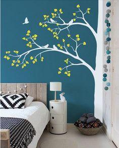 tree wall sticker