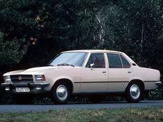 Opel Rekord Sedan (1972 – 1977).