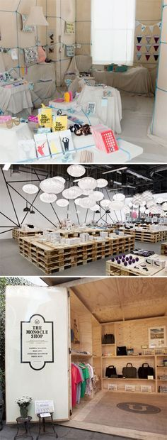Pop Up Shops | Rena Tom / retail strategy, trends and inspiration for creative businesses